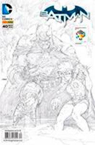 Batman # 40
