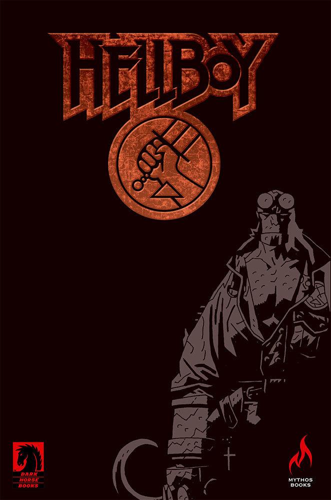 Box de Luxo Hellboy