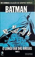 DC Comics Coleção de Graphic Novels - Batman - O Longo Dia das Bruxas - Parte 1