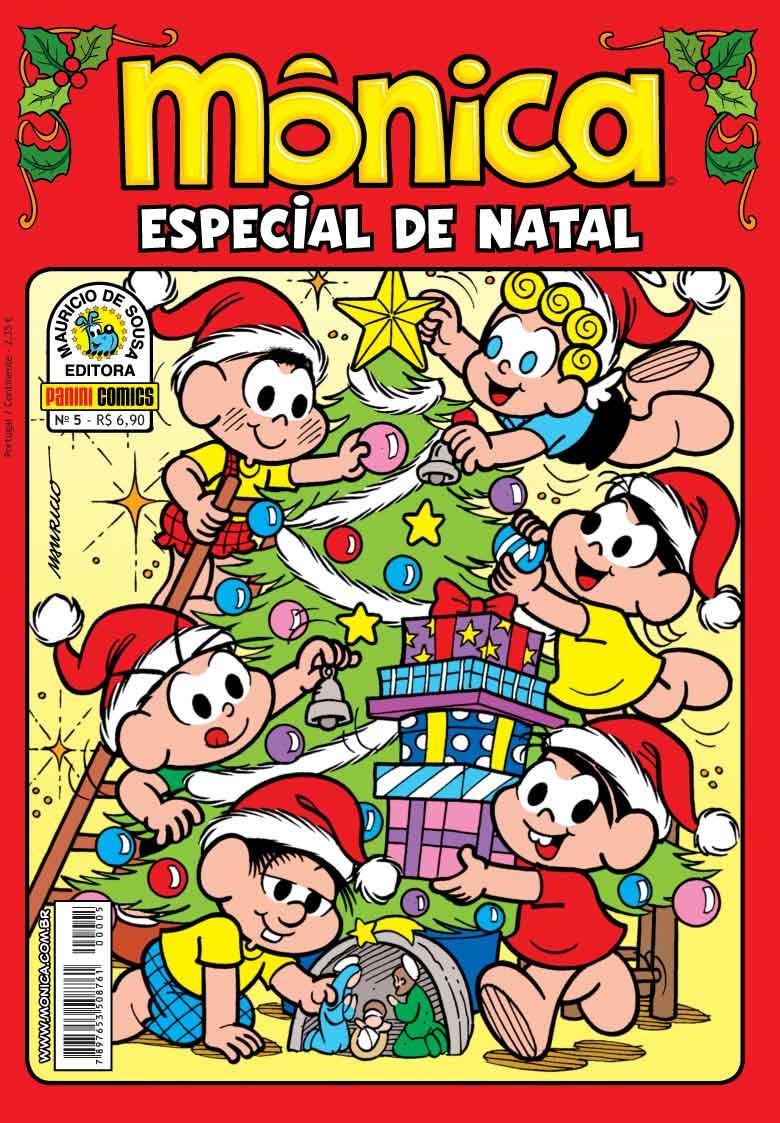 Mônica Especial de Natal