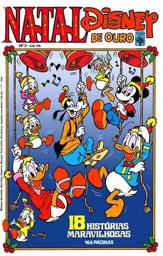 natal de Ouro Disney # 3