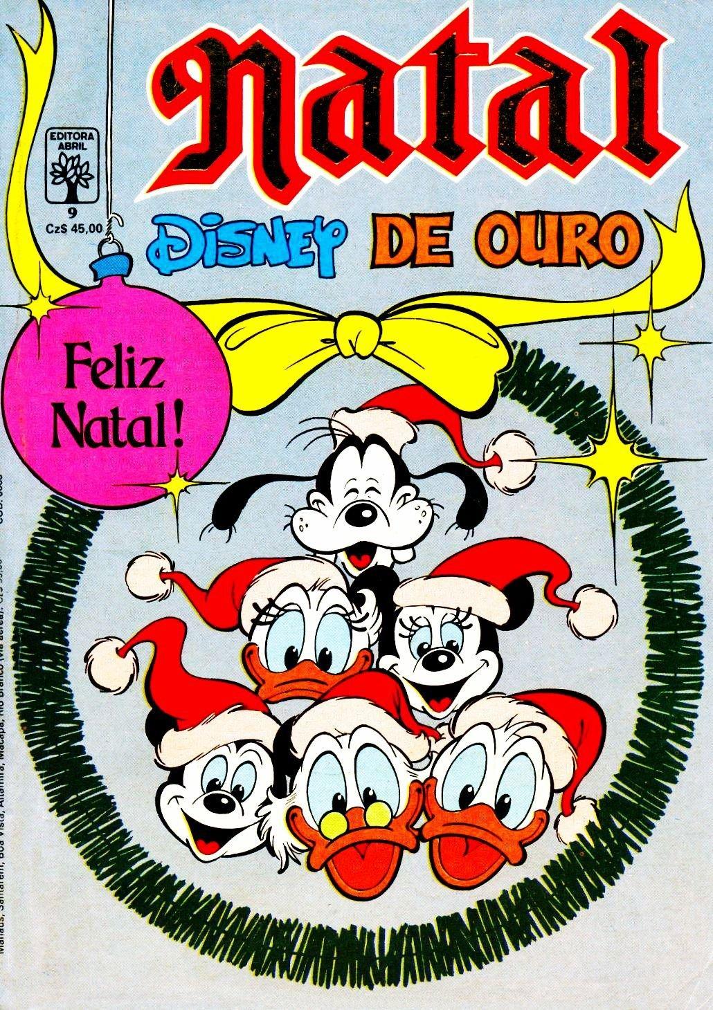 Natal de Ouro Disney # 9