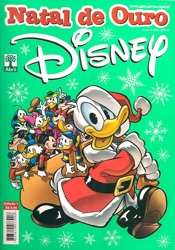 Natal de Ouro Disney # 1