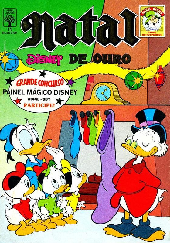 Natal de Ouro Disney # 11