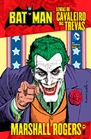 Lendas do Cavaleiro das Trevas - Marshall Rogers - Volume 3