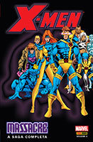X-Men - Massacre - Volume 4