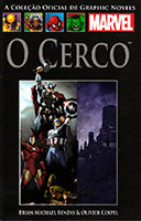 A Coleção Oficial de Graphic Novels Marvel # 60 - O Cerco