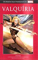 Os Heróis Mais Poderosos da Marvel # 21 - Valquíria