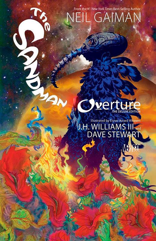Sandman - Overture Deluxe Edition HC