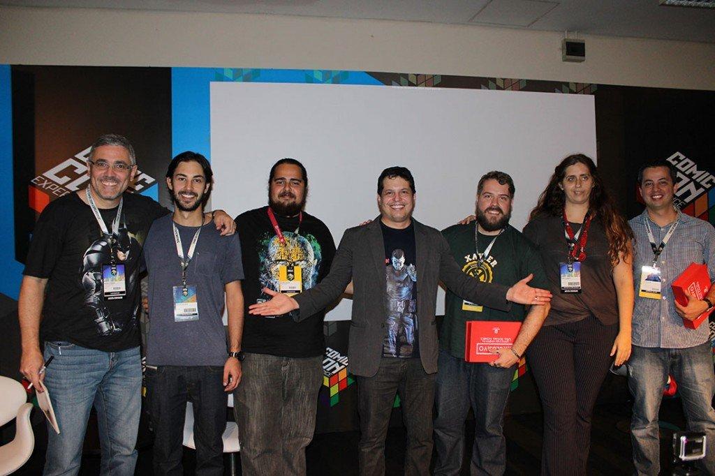 Social Comics apresenta novidades na CCXP 2015