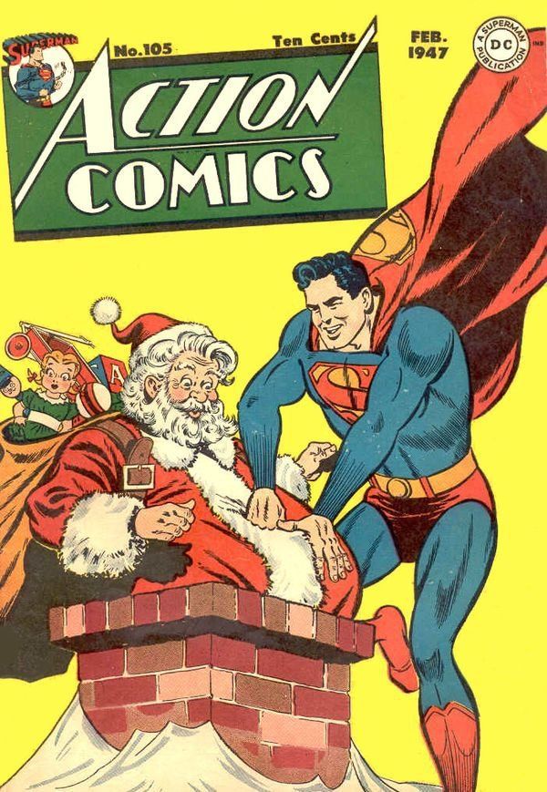Superman e Papai Noel