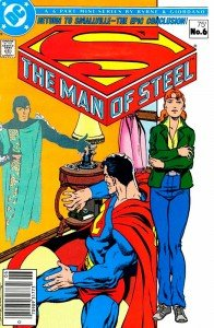 The Man of Steel # 6