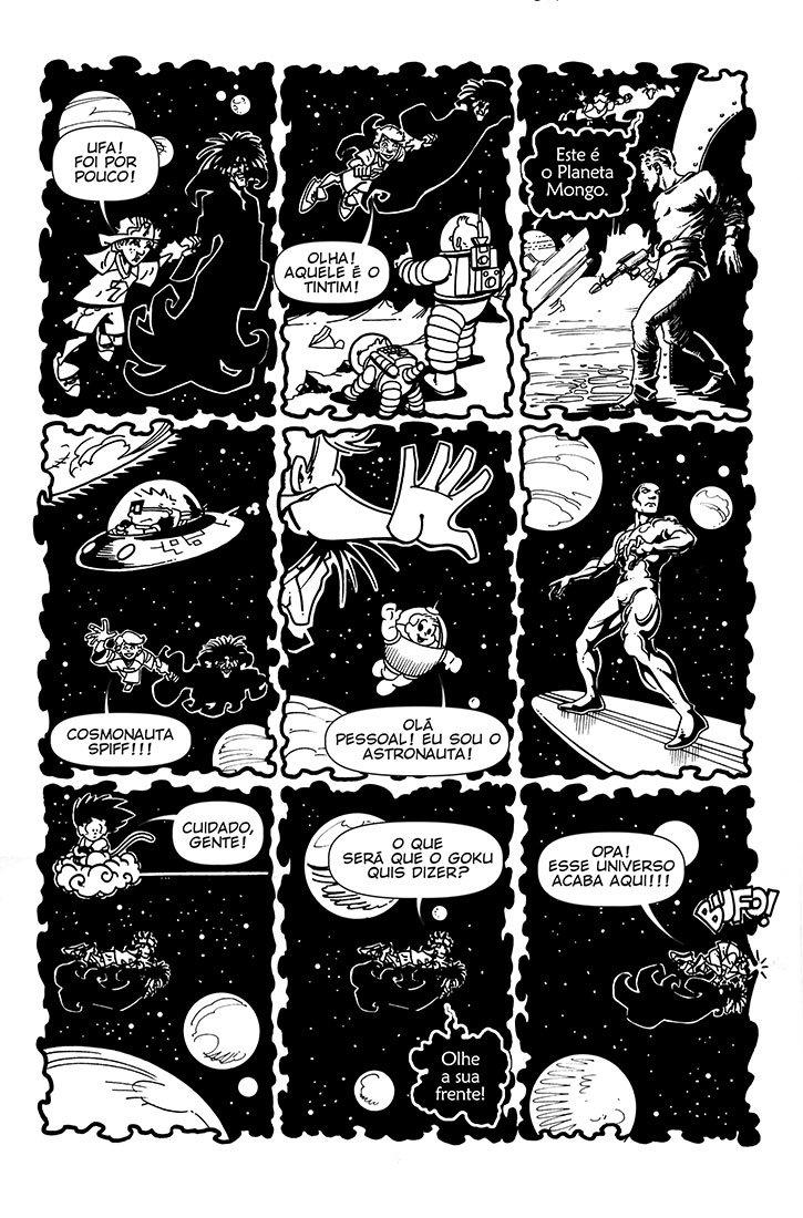 O desbravador do universo! - Página 4