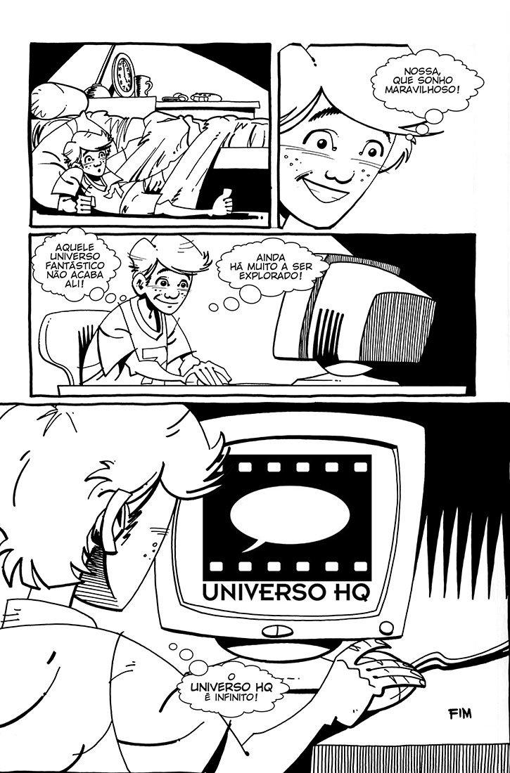 O desbravador do universo! - Página 5
