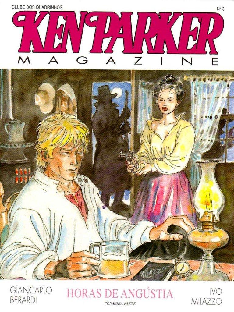 Ken Parker Magazine # 3