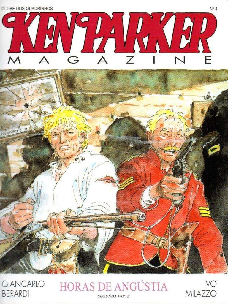 Ken Parker Magazine # 4