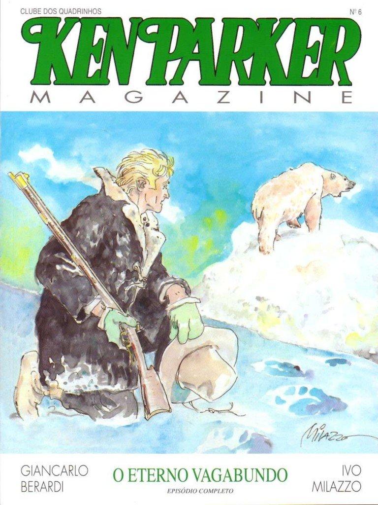 Ken Parker Magazine # 6