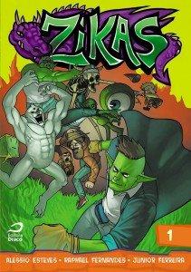 Zikas - Volume 1