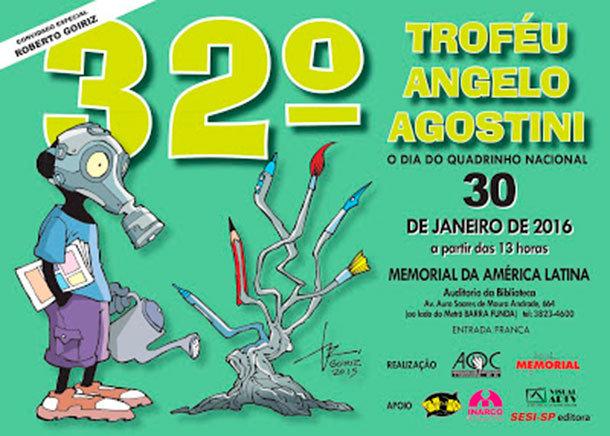32° Troféu Angelo Agostini