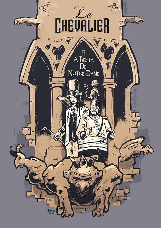 Le Chevalier e a besta de Notre Dame