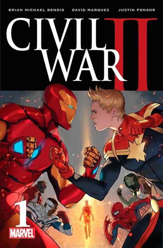 Guerra Civil 2 # 1