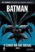 DC Comics Coleção de Graphic Novels - Batman - O Longo Dia das Bruxas - Parte 2