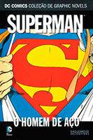 DC Comics Coleção de Graphic Novels - Superman - O Homem de Aço