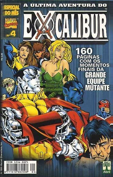 Especial do Mês # 4 - Excalibur