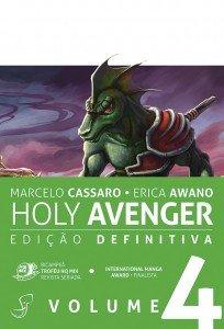 Holy Avenger – Edição Definitiva – Volume 4