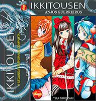 Box Ikkitousen - Segunda Temporada