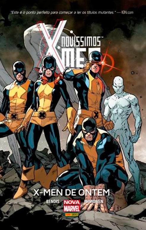Novíssimos X-Men - X-Men de ontem