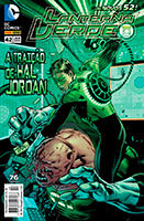 Lanterna Verde # 42