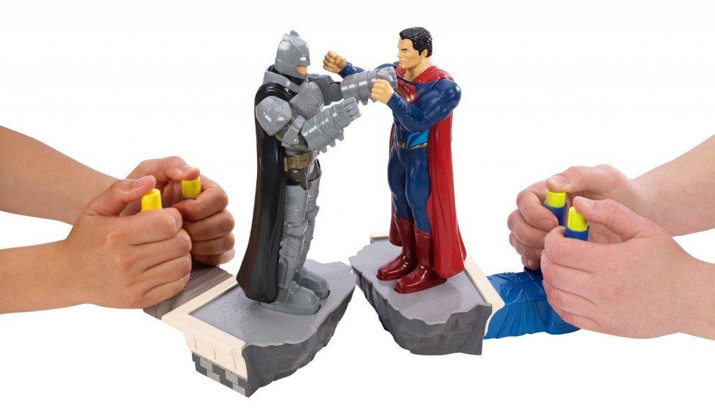 Rock'Em Sock' Em Batman vc. Superman