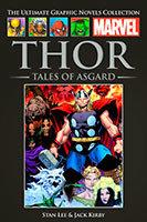 A Coleção Oficial de Graphic Novels Marvel # 63 - Thor - Contos de Asgard