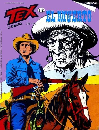 Tex # 112 - El Muerto