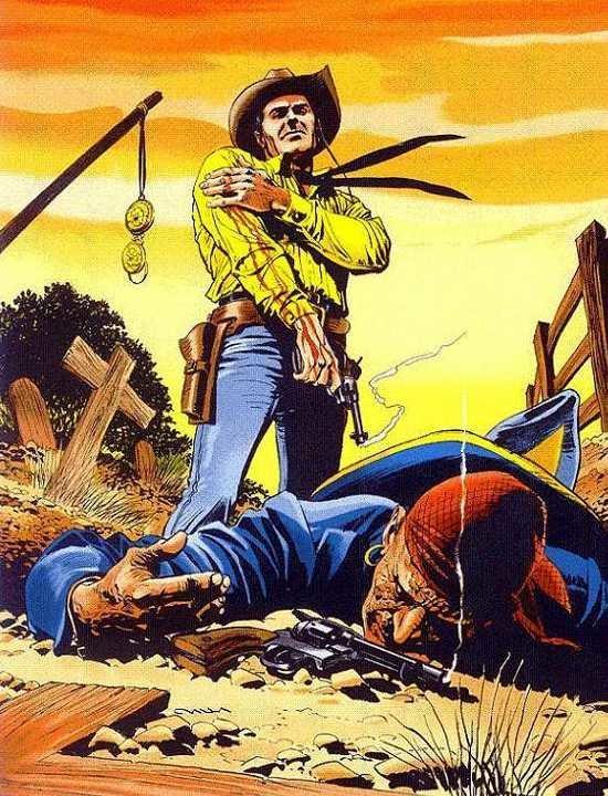 Tex e El Muerto
