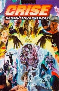 Crise nas Múltiplas Terras - Volume 1