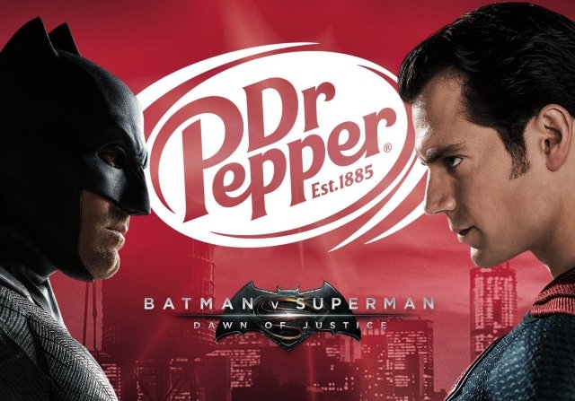 Dr Pepper: Batman vs. Superman - A origem da Justiça