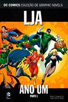DC Comics Coleção de Graphic Novels - Liga da Justiça - Ano Um - Parte 1