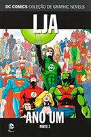 DC Comics Coleção de Graphic Novels - Liga da Justiça - Ano Um - Parte 2