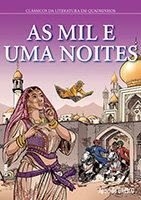Clássicos da Literatura em Quadrinhos # 3 - As Mil e Uma Noites