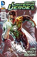 Lanterna Verde # 43