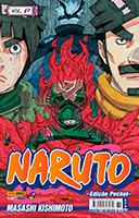 Naruto Edição Pocket # 69