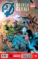 Os Vingadores # 30