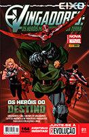 Vingadores – Os Heróis Mais Poderosos da Terra # 11