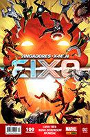 Vingadores & X-Men – Eixo # 3