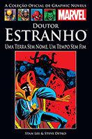 A Coleção Oficial de Graphic Novels Marvel # 65 - Doutor Estranho - Um nome inominável, um tempo atemporal