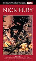 Os Heróis Mais Poderosos da Marvel # 25 - Nick Fury