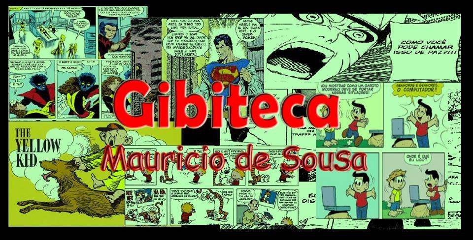 Gibiteca Mauricio de Sousa