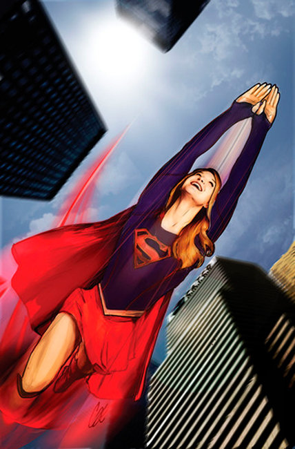 The Adventures of Supergirl # 1